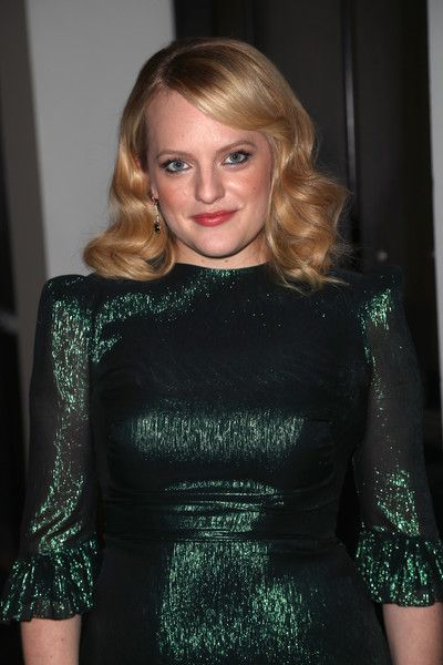 Actor Elisabeth Moss attends the 33rd Annual Television Critics Association Awards.