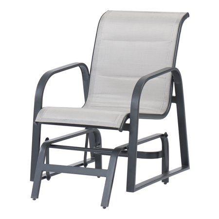 Patio Garden Glider Chair Outdoor Glider Chair Patio Glider