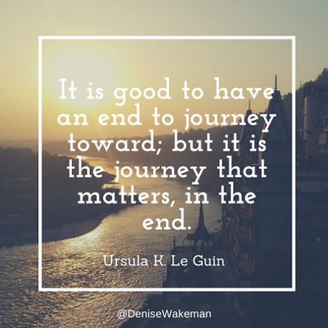 It is good to have an end to journey toward; but it is the journey that matters, in the end.  Ursula K. Le Guin  #quote #quoteoftheday #Adventure #AdventureInIndia #Rishikesh #GangesRiver