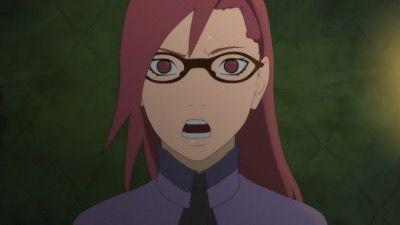 Karin Uzumaki Naruto Girls Boruto Naruto Next Generations Boruto
