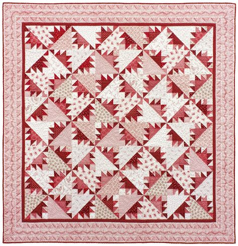 Delectable Mountains - All Time Favorite Scrap Quilts from That Patchwork Place (The cute fussy cut borders make the quilt!)