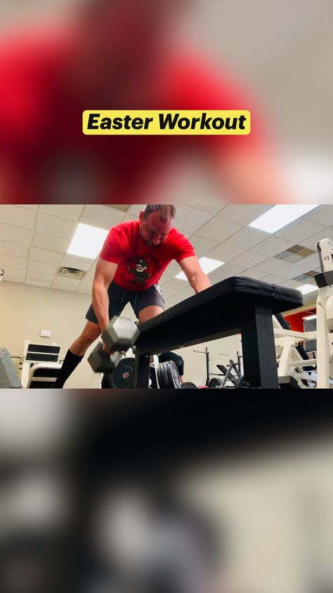 Easter Workout