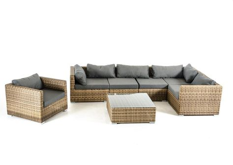 Pleasant Renava Nevada Modern Outdoor Sectional Sofa Set Distributed Caraccident5 Cool Chair Designs And Ideas Caraccident5Info
