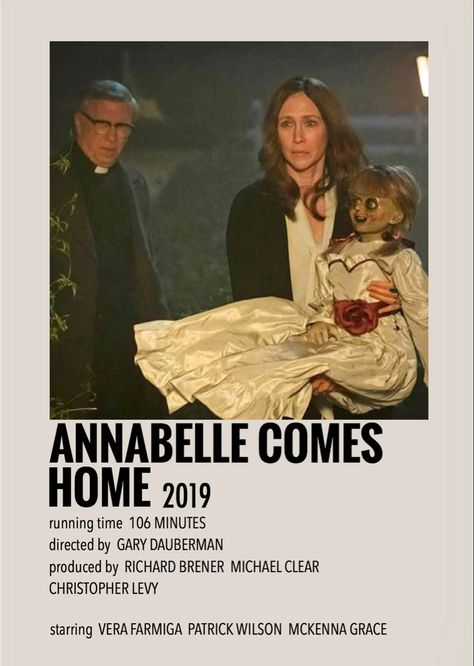 Annabelle comes home by Millie
