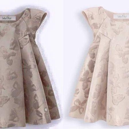 Vestido Raglan Y Pliegues Baby Skirt Party Fashion Blouse Designs