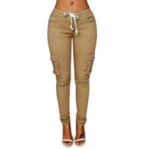 Pin De Gabriela Fernandez En Tendencias Pantalones Camuflados Mujer Pantalones En Dril Pantalones Mujer
