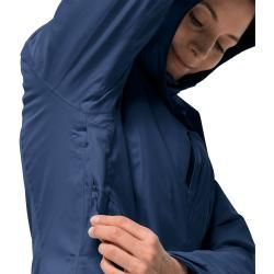 Jack Wolfskin Winter Hardshell Frauen Troposphere Jacket
