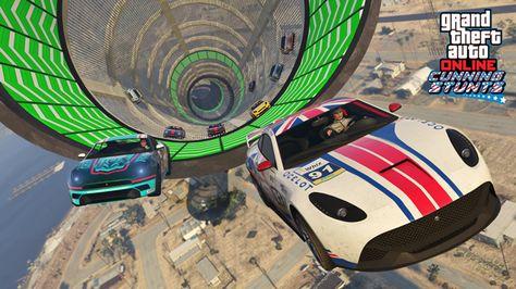Cunning Stunts | GTAv online