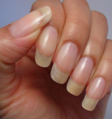 Natural Nails by Ash-Lily