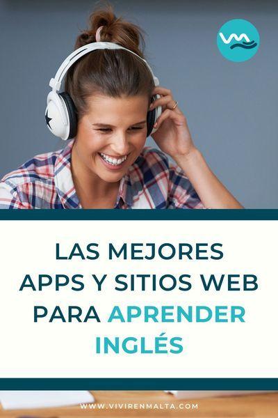 Las Mejores Apps Y Sitios Web Para Aprender Inglés Aprender Ingles Online Aprender Inglés Ingles