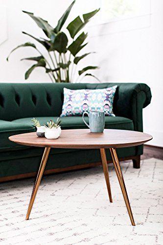 Midcentury Modern Modern Coffee Table By Edloe Finch 8211 Small