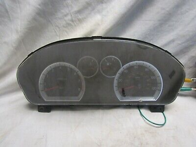 Sponsored Ebay 09 10 2009 2010 Chevy Aveo Speedometer Instrument