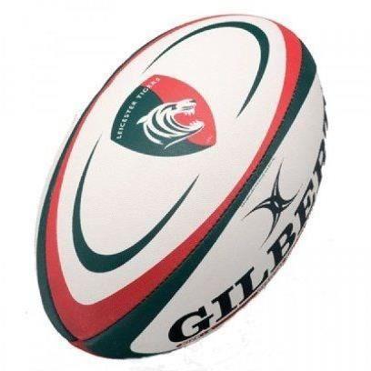 Gilbert Ballon De Rugby Replica Leicester T4 Ballons De Rugby Ballon Rugby Maillot Equipe De France
