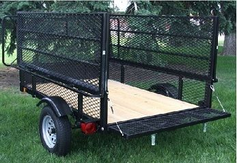 Lifetime Tent Trailer 65043 Off Road Camping Tent Trailer
