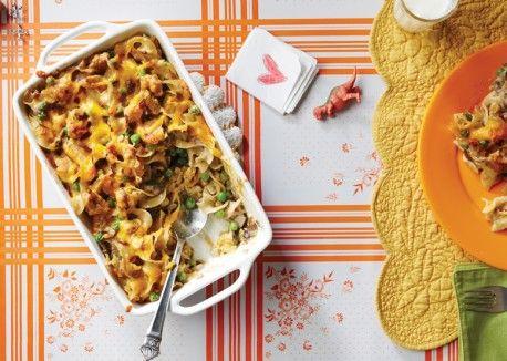 Mock Tuna-Noodle Casserole | Vegetarian Times