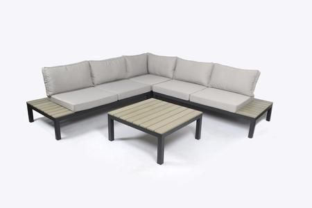 Outdoor Furniture Patio Sectional, Lakeview Furniture Collection