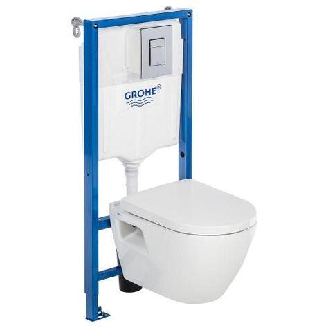 Grohe Inbouwreservoirset Serel Praxis 239 Toilet Badkamer Wastafel
