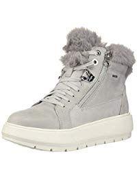 Geox Damen D Kaula B ABX D Hohe Sneaker #schuhe