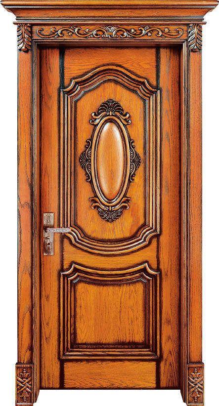 Hot Sale Top Quality And Reasonable Price Exterior And Interior Solid Wood Door Interior Doors With Glass Wood Doors Interior Doors Interior Entrance Wood Door