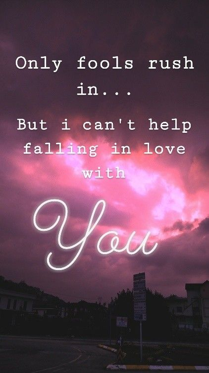 Can T Help Falling In Love With You Ub40 Falling In Love Songs Cant Help Falling In Love Ub40 Lyrics