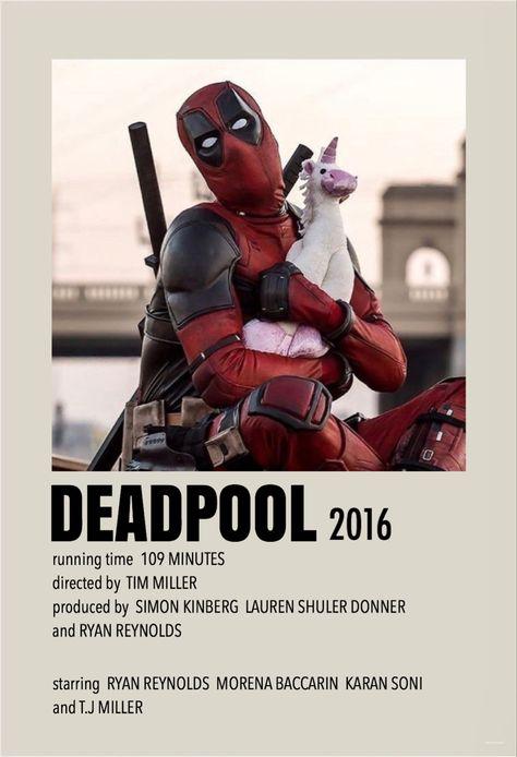 Deadpool by Millie