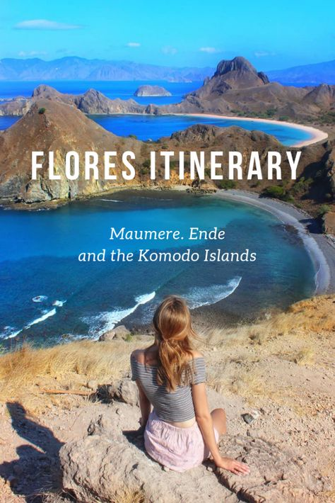 #backpacking #itinerary #indonesia #explore #maumere #islands #flores #komodo #ende #and #the10 flores itinerary: explore maumere, ende and the komodo Islands. Backpacking Indonesia