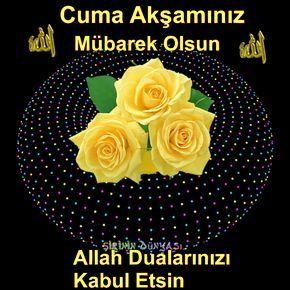 Cuma Aksami Hareketli Gif Cuma Gecesi Gif Cok Iyi Abi Islamic Pictures Mecca Wallpaper Allah
