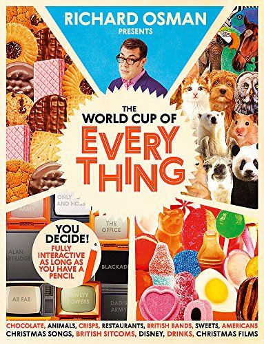 Do You Search For The World Cup Of Everything Bringing The Fun Home The World Cup Of Everything Bringing The Fun Home I In 2020 Richard Osman World Cup British Sitcoms