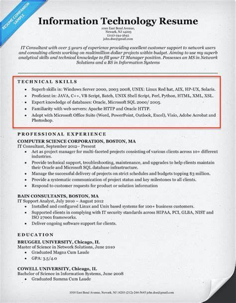 Computer Skils Resume Yaho Answers Post Date 03 Jan 2019 78 Source Https I0 Wp Com Resumecomp Resume Skills Resume Examples Good Resume Examples