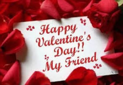 Valentines Day Messages For Friends Valentines Day Messages Happy Valentine S Day Friend Happy Valentines Day Wishes