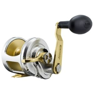 Light, compact, easy to use, and affordable, an Accurate Fury Single-Speed Conventional Reel is the perfect choice for anglers looking to do battle with bullet tuna, schoolie dolphin, and other hard-pulling offshore species. Crafted in the USA by the company known for building powerful twin-drag offshore reels, the Accurate Fury offers the same level of performance in a downsized version. Similar craftsmanship is present here, from the clean, uncomplicated design to the premium 6061 T6 billet ai