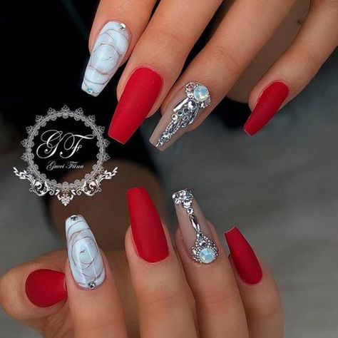 Ballerina Nails Ideas That Speak For Themselves ★ See more: https://glaminati.com/ballerina-nails/