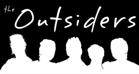 The Outsider M Flater S Classroom Website Literary Essay Lesson Plans On Outsiders