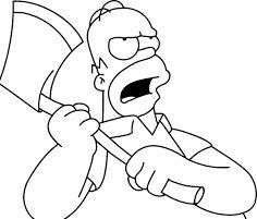 Imagenes De Homero Para Dibujar Como Quieras Paginas Para Colorear Dibujos Imagenes De Homero