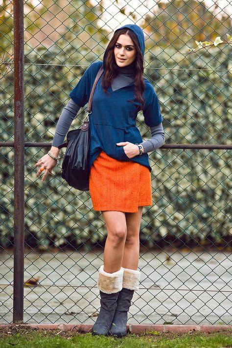 Trendyol Style Fashion Collegiate Prep