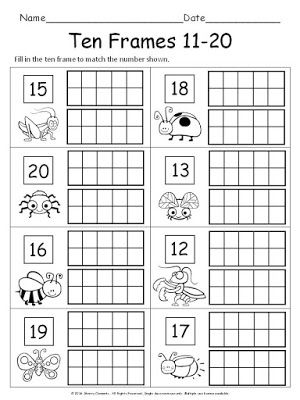 Building Number Sense in First Grade   Number, Building and Math