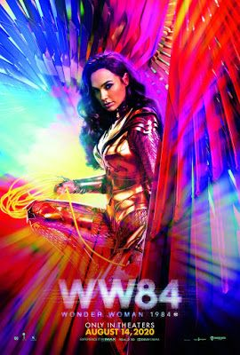 Wonder Woman 1984 2020 Trailers Clips Featurettes Images And Posters Wonder Woman 1984 Movie Good Movies