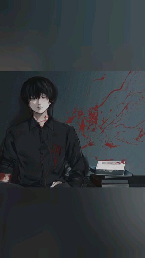 Depressed anime video