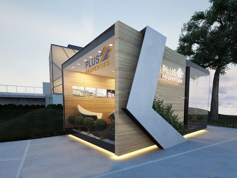 Client is a real estate leader in the Lebanese market. He requested a design for a permanent booth in Zeituna Bay, the marina located in downtown Beirut and surrounded by local restaurants.