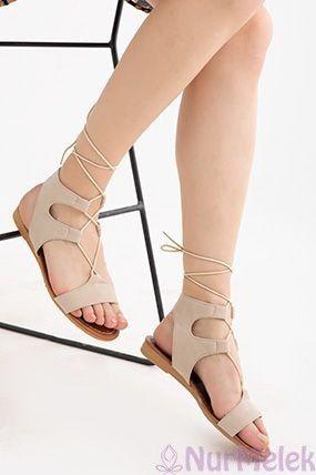 2020 Bayan Sandalet Modelleri Sandalet Dolgu Topuk Sandaletler Topuklu Sandalet