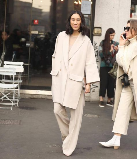 The Best Street Style Fashion Inspiration from all the Shows #FashionWeek #FashionWeekStreetStyle #StreetStyle