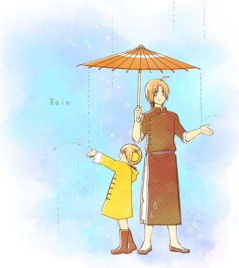 Tags: Anime, Gin Tama, Hair Buns, Kagura (Gin Tama), Kamui (Gin Tama), Brother And Sister, Yato Clan