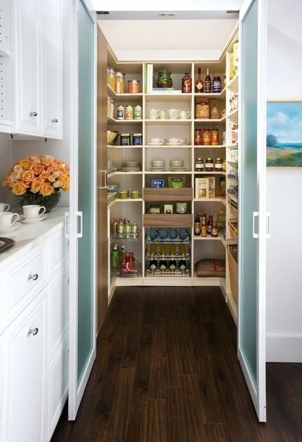 Walk In Pantry Dimensions Walk In Pantry Traditional Kitchen
