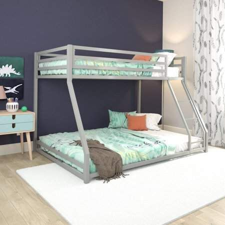 Home In 2020 Bunk Bed Rooms Twin Full Bunk Bed Metal Bunk Beds