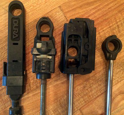 Gmc Envoy Shift Cable Bushing Repair Kit Gmc Envoy Hummer H2 Repair