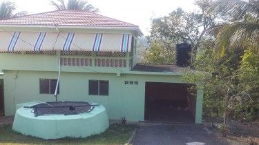 2 Bedrooms Bathroom And Kitchen For Rent In Hughenden Kingston St Andrew Houses Renting A House Two Bedroom House House