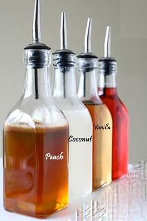 Flavored Syrups For Everything Not Just Coffee Or Cocktails Flavored Syrup Homemade Syrup Drink Syrups