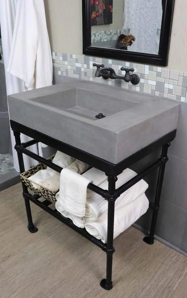 23+ Industrial bathroom storage ideas