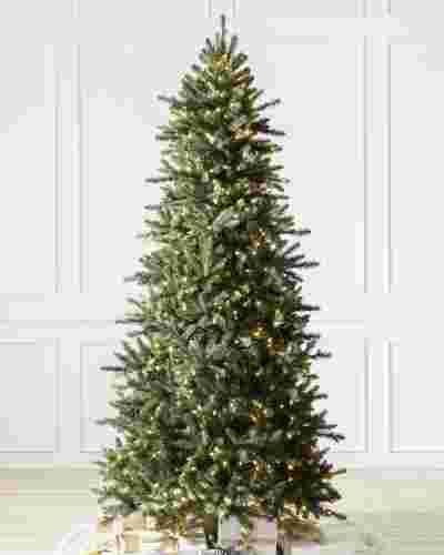 Berkshire Mountain Fir 8482 Best Artificial Christmas Trees Slim Christmas Tree Fake Christmas Trees