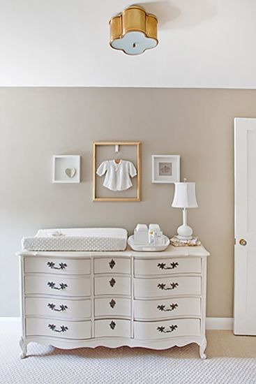 Elegant ... 12 Best Warm Neutral Paint Colors For Your Walls · Nursery ...